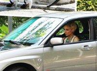 Многие женщины-артисты боятся водить машину