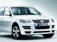 """Новый""""королевский"""" VW Touareg от Ателье Hofele Design"""