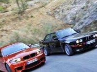 BMW 1 M Coupe с тремя вариантами моторов